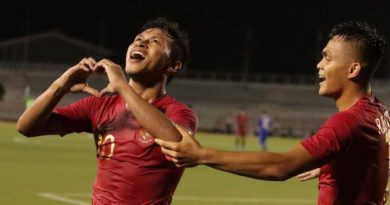 Hajar Myanmar 4-2, Indonesia Maju ke Final SEA Games 4
