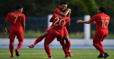 Semifinal SEA Games 2019 : Jadwal Timnas Indonesia Vs Myanmar 6