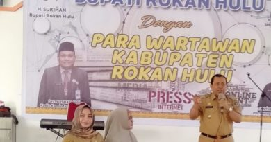 Bupati Rohul Coffee Morning Bersama Insan Pers 5