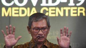Kemenkes: 4 Orang Kluster Jakarta Diduga Kuat Positif Virus Corona 2