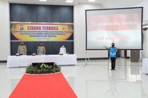 Polda Riau Umumkan Kelulusan Rekrutmen Proaktif dalam Penerimaan Bintara Polri 2021 2